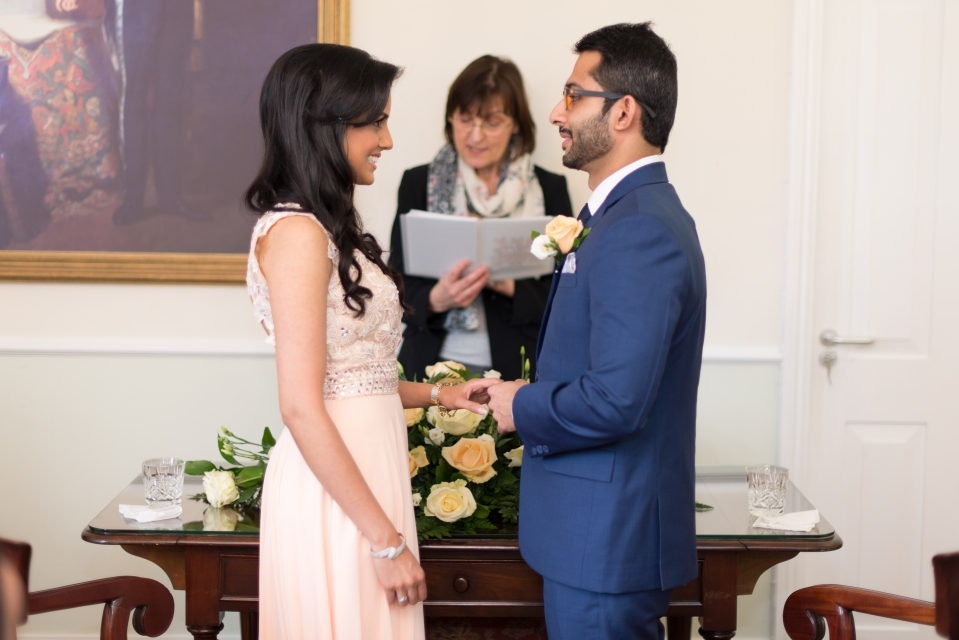 Simran & Jay's Civil Ceremony