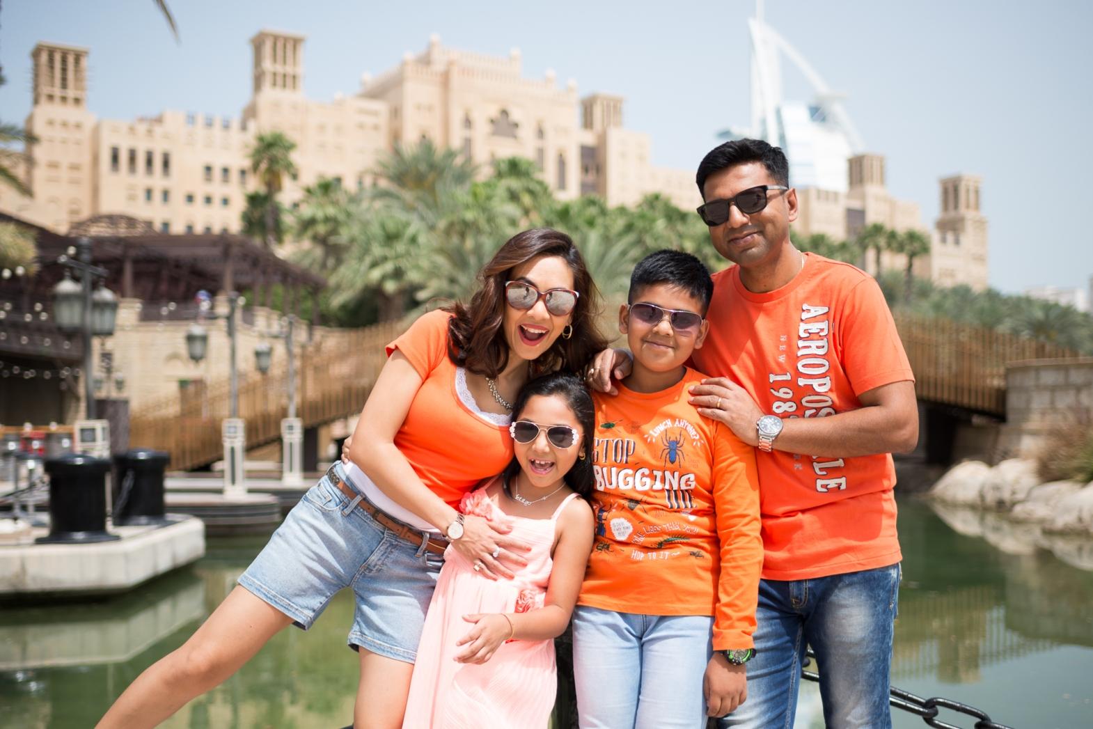 Bhaumik Family
