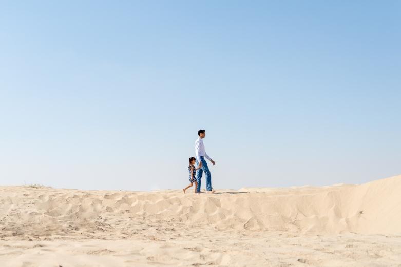 Dubai Desert Shoot